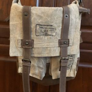 Bags - Crossbody bag from Italy brand new beyond unique!